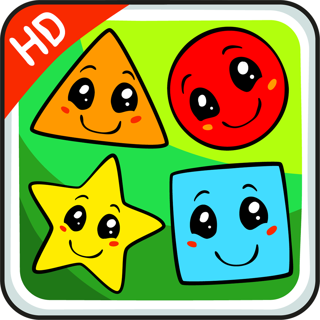 Learn shapes app link